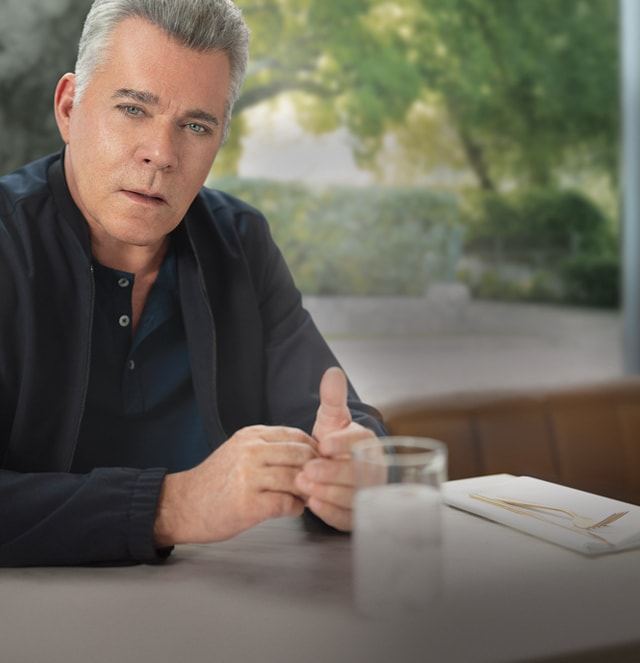 Ray Liotta quit smoking with CHANTIX and support